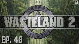 Patching Santa Fe's Walls! - Ep. 48 - Wasteland 2 - Let's Play