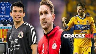 "¿CHUCKY deja al PSV? ÉL lo aclara | AME ya negocia con DE JONG | ""Mi FUTURO está en MÉXICO"": GIGNAC"