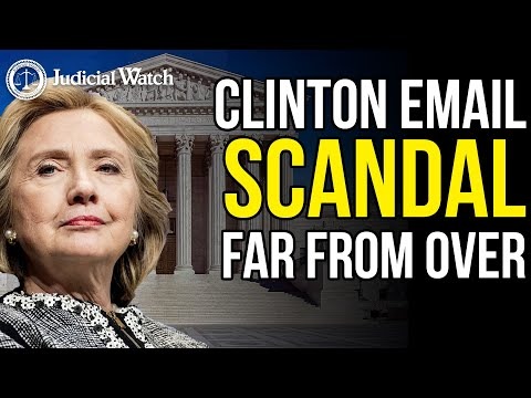 Supreme Court Battle on CLINTON EMAIL Testimony!