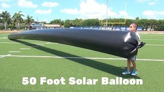50 foot Solar Balloon