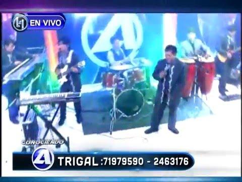 Trigal - Cumbias antiguas - Conociendo A en vivo - Vol.3 (2/3)