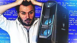 NARKUSS DÉTRUIT UN PC EN LIVE - TEAM LUNARY