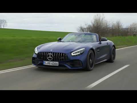 2020 Mercedes-Benz AMG GT C Roadster: Review — Cars.com