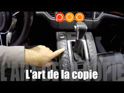 L'art de la copie en automobile - Salon de Shanghai 2017 3/4