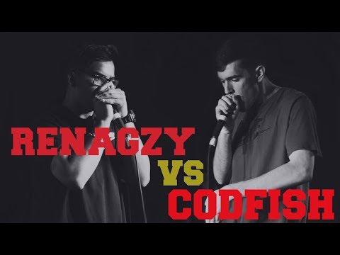 CODFISH VS RENAGZY | TOP 8 ROUND - AUSTRALIAN BEATBOX CHAMPIONSHIPS 2017