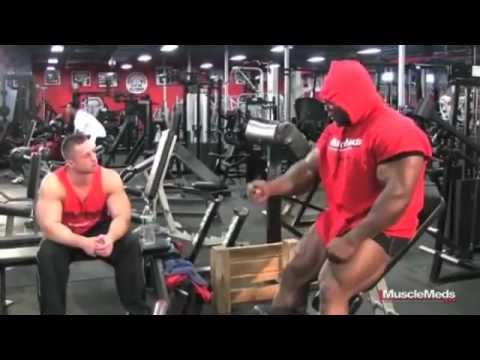 Kai Greene - I'll Never be A Weightlifter.