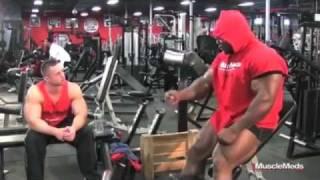 Video Kai Greene - I'll Never be A Weightlifter. download MP3, 3GP, MP4, WEBM, AVI, FLV Desember 2017