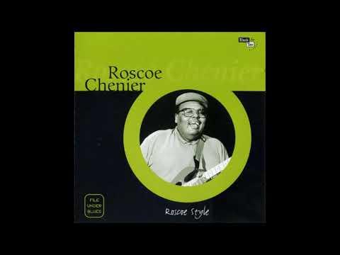 ROSCOE CHENIER (Notleyville, LA, USA) - 519 Blues