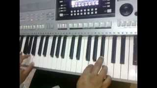 Tham kirubai perithallo-Tamil Christian gospel devotional church song by keyboard instrumental