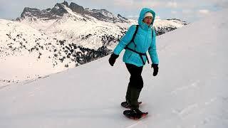 Ергаки - гора Тушканчик зимой