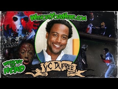 VC Dupree of Friday the 13th Jason Takes Manhattan interview