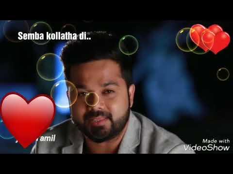 Raja Rani semba Romance with song's