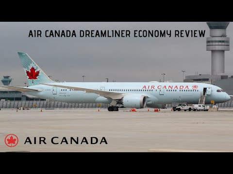 TRIP REPORT | Air Canada - Boeing 787-9 Dreamliner - Toronto (YYZ) To Los Angeles | ECONOMY