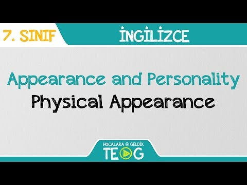 Appearance and Personality - Physical Appearance