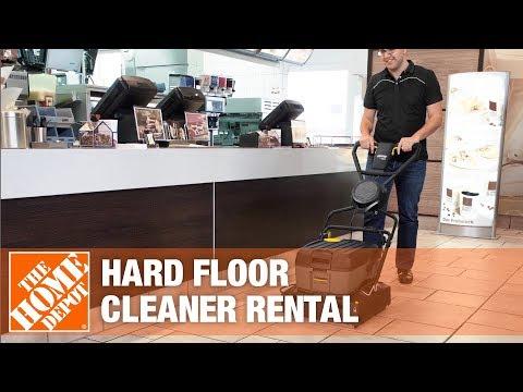 Kärcher Hard Flooring Cleaner | The Home Depot Rental