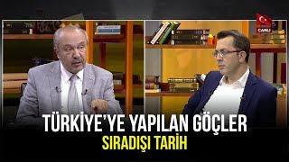 Mehmet Çelik, Tarihte Türkiye'ye Yapılan Göçleri Anlatıyor - Sıradışı Tarih - 15 Ekim 2019