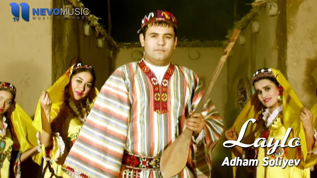 Adham Soliyev - Laylo (Official Music Video)