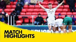Leicester Tigers v Exeter Chiefs - LV= Cup Semi-Final