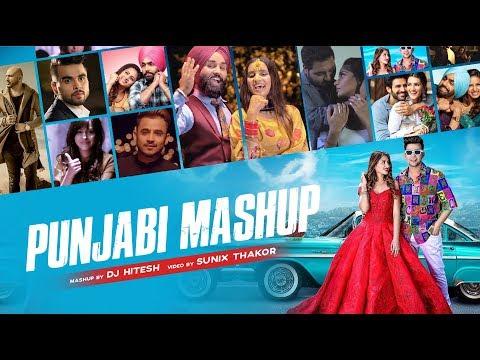 Punjabi Mashup | DJ Hitesh | Sunix Thakor | Latest Punjabi Mashup