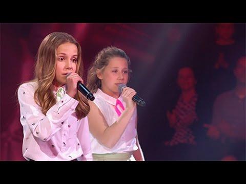 Emma, Maud & One - 'La La Land-Mashup' | Battles | The Voice Kids | VTM