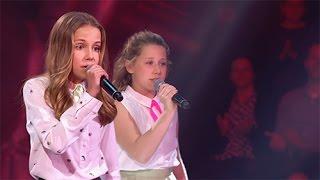 Emma, Maud & One - 'La La Land-Mashup' | Battles | The Voice Kids | VTM thumbnail