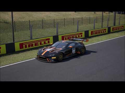 Assetto Corsa Competizione: Aston Martin Vantage at Bathurst - 2:00.831 |
