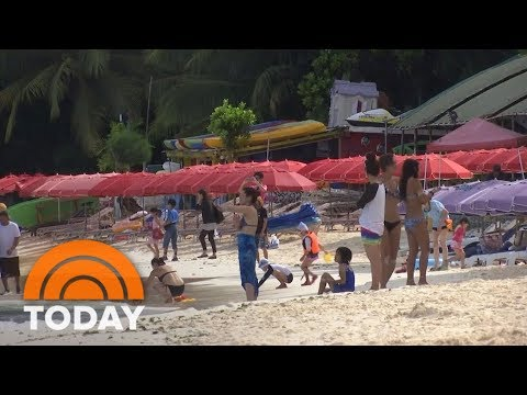 On Guam, Life Goes On In The Crosshairs Of North Korean Threats | TODAY
