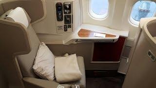 飛行記錄20160902 舊影片翻新【高雄→香港】國泰港龍航空 KA-433 空中巴士A330-300 頭等艙(HD)