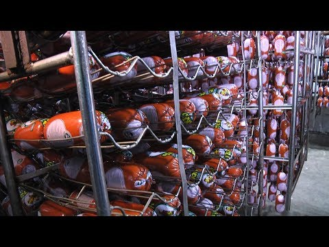 Развитие череповецкого мясокомбината