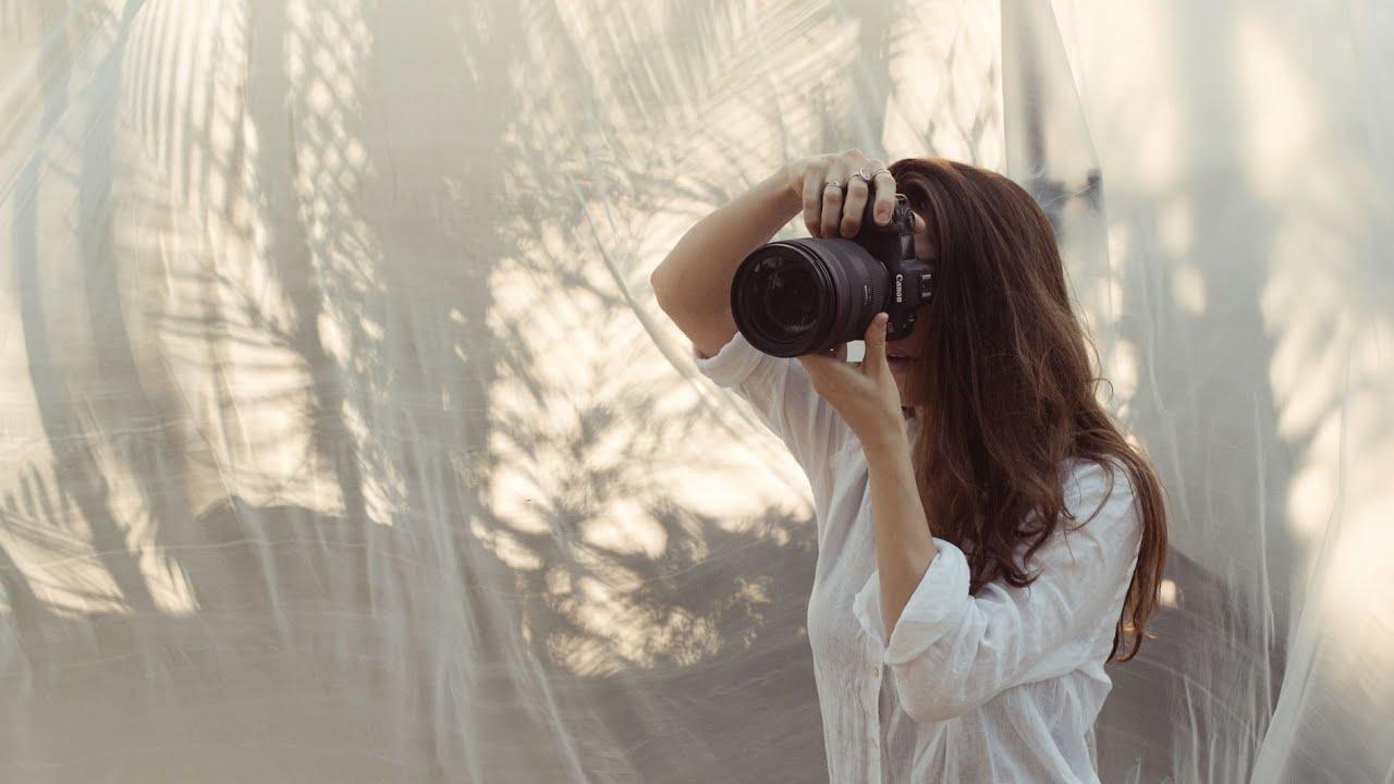 Canon EOS R5 Full Frame Mirrorless First Impressions | Alice Mahran