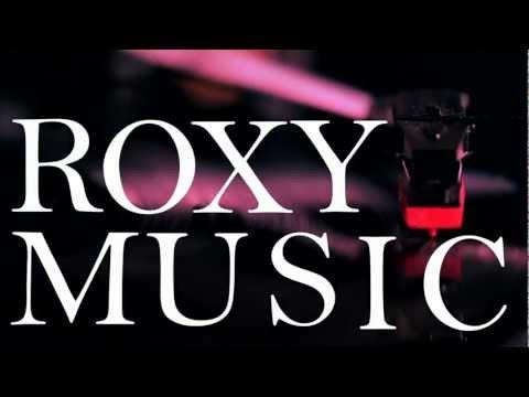 The Vinyl Factory presents Roxy Music