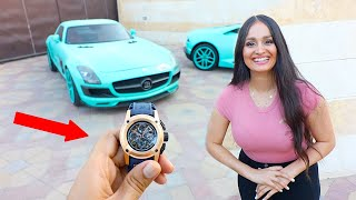 THIS $50,000 WATCH CONTROLS MY CAR !!!
