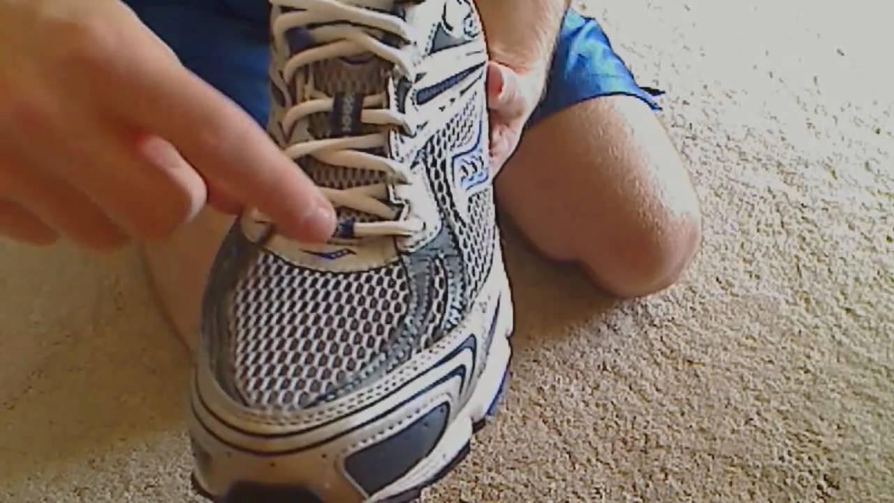 USAF Basic Training: How to Lace