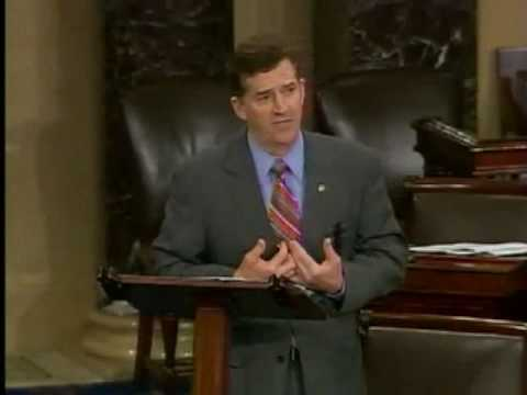Senator Jim DeMint - 94% of Bills Passed in the Senate are done in SECRECY with NO DEBATE