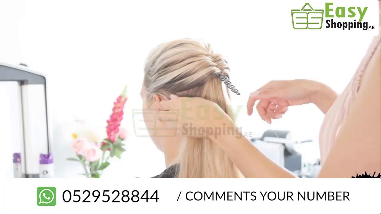 Magic Hair Twist Styling Bun Maker As Seen On Tv