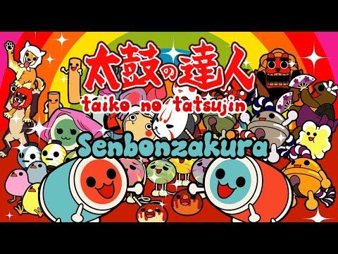 Senbonzakura (千本桜) - Perfect (Muzukashii - Hard) - Taiko no Tatsujin 3DS