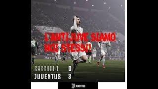 23) SASSUOLO 0-3 JUVENTUS: OTTIMO SECONDO TEMPO, MA IL PRIMO...