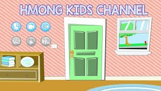 Hmong Kids Channel Learn Animals App Game Apple iOS