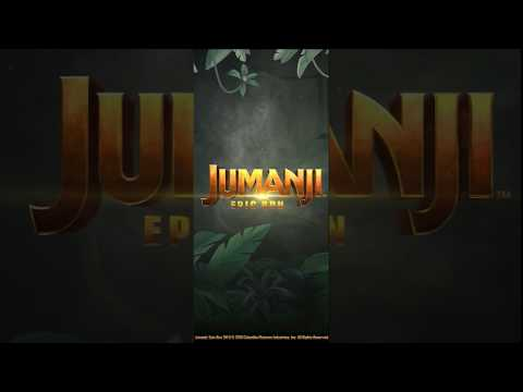 Jumanji: Epic Run | The Game Trailer | Crazy Labs