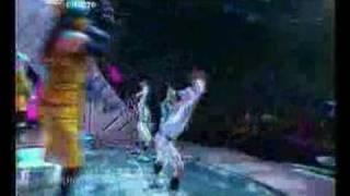 Eurovision Helsinki 2007 Final - Ukraine - Verka Serduchka