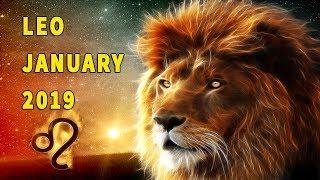 Leo Money and Career January 2019 Horoscope Predictions