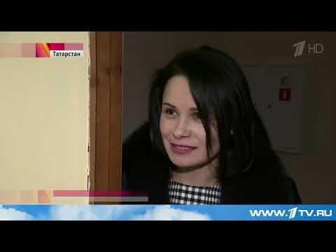 Новости, 1 канал. Мамадыш, Татарстан
