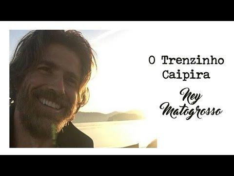 Ney Matogrosso O Trenzinho Caipira Tema de Abertura A Lei do Amor (Legendado) 2016 HD