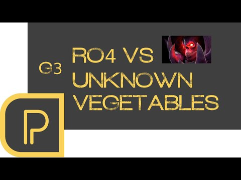 Ro4 g3 vs Unknown Purge plays Shadow Demon