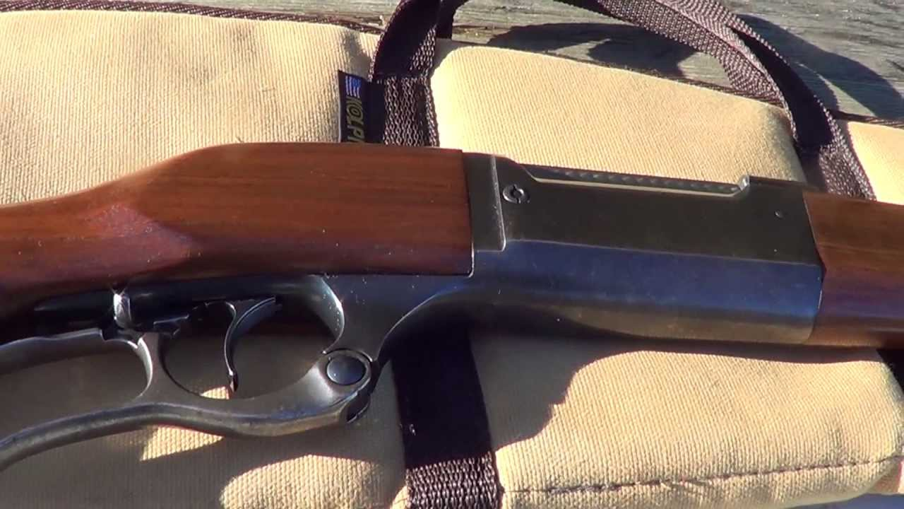 Savage Model 99f Lever Action Rifle 300 Savage Youtube