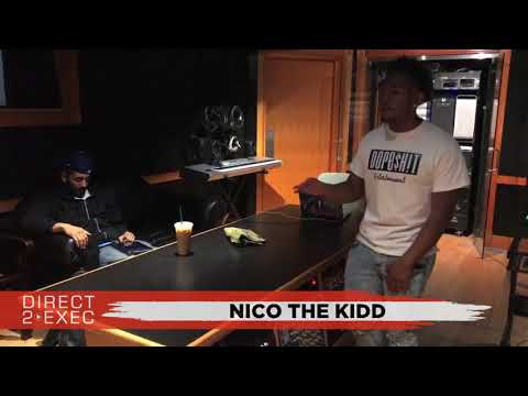 Nico The Kidd Performs at Direct 2 Exec Los Angeles 3/4/18 - Dreamville Records