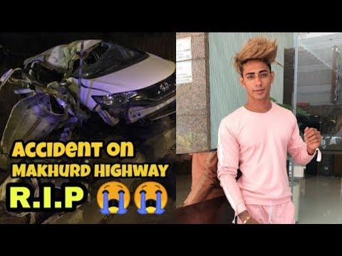 Danish Zehen Accident R I P Death In Car Accident At Mankhurd