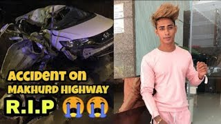Danish Zehen Accident   R.I.P   Death in Car Accident at Mankhurd Highway   Full Story Explained
