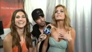 Amy Smart And Enrique Iglesias