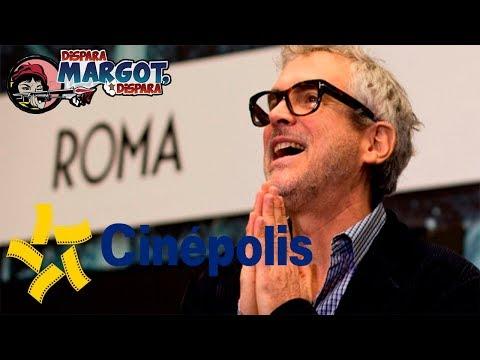 Cinépolis responde a Netflix por no exhibir 'Roma' de Alfonso Cuarón